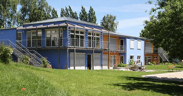 Kita Knirpsenland - Das Haus